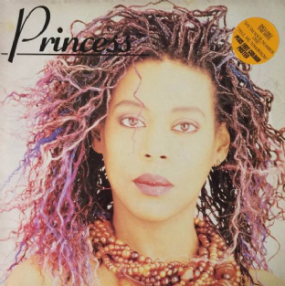 Princess ‎- Princess (LP) (VG/VG)